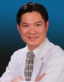 Dr. Tran on isolated background (headshot)