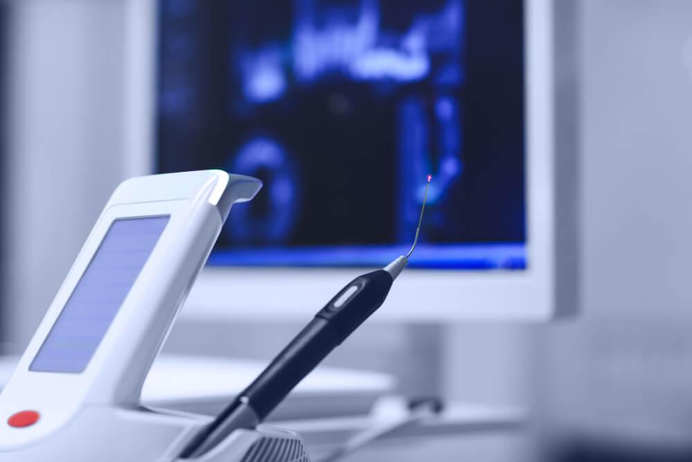 dental equipment of laser dentistry